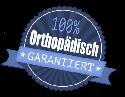 100prozent Orthopaedische Matratze2