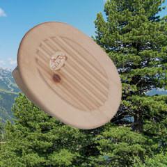 Relax 2000 Schlafsystem aus Zirbenholz