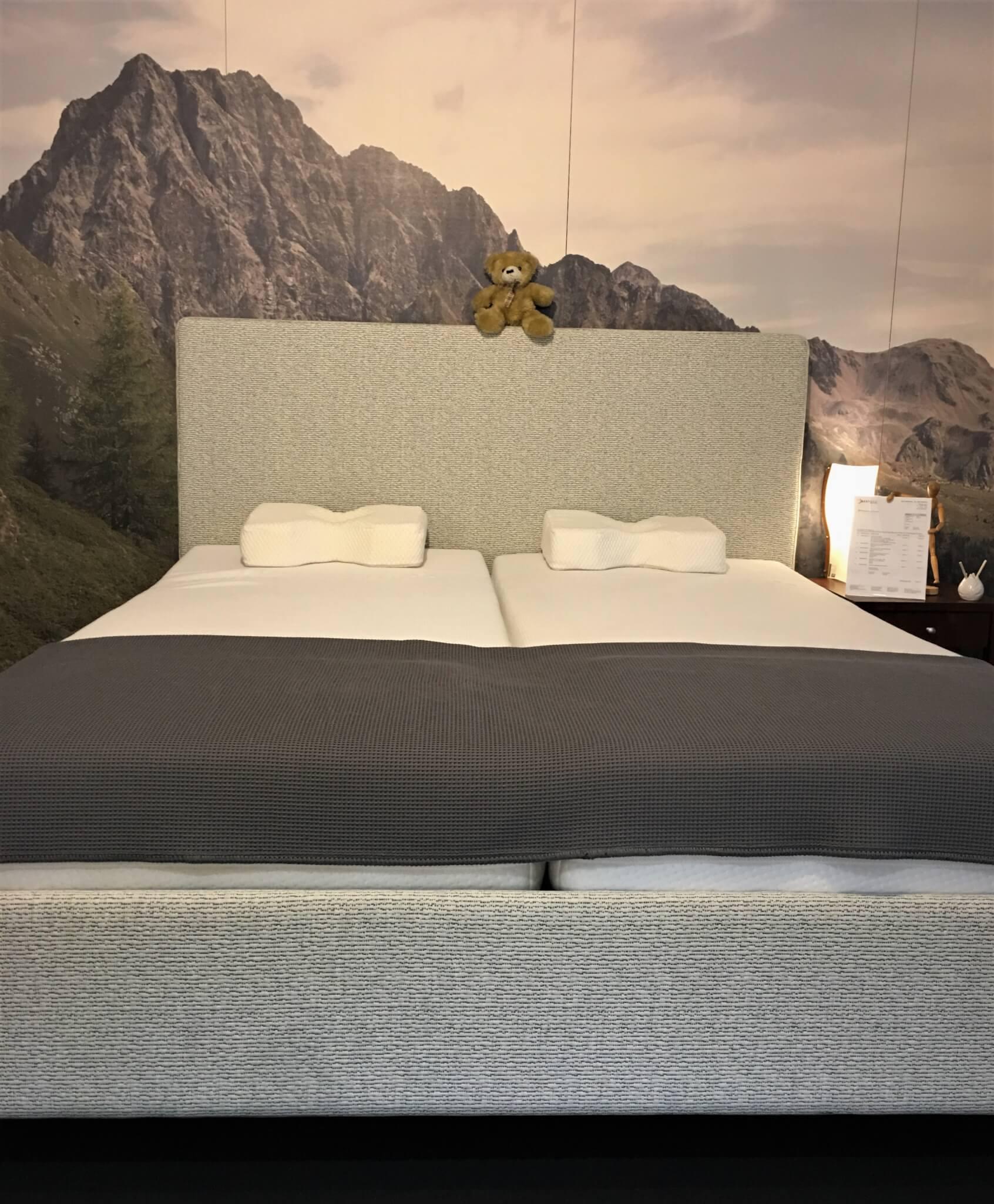 sonderangebot swissflex swissbed expression boxspringbett nur statt bestbed. Black Bedroom Furniture Sets. Home Design Ideas