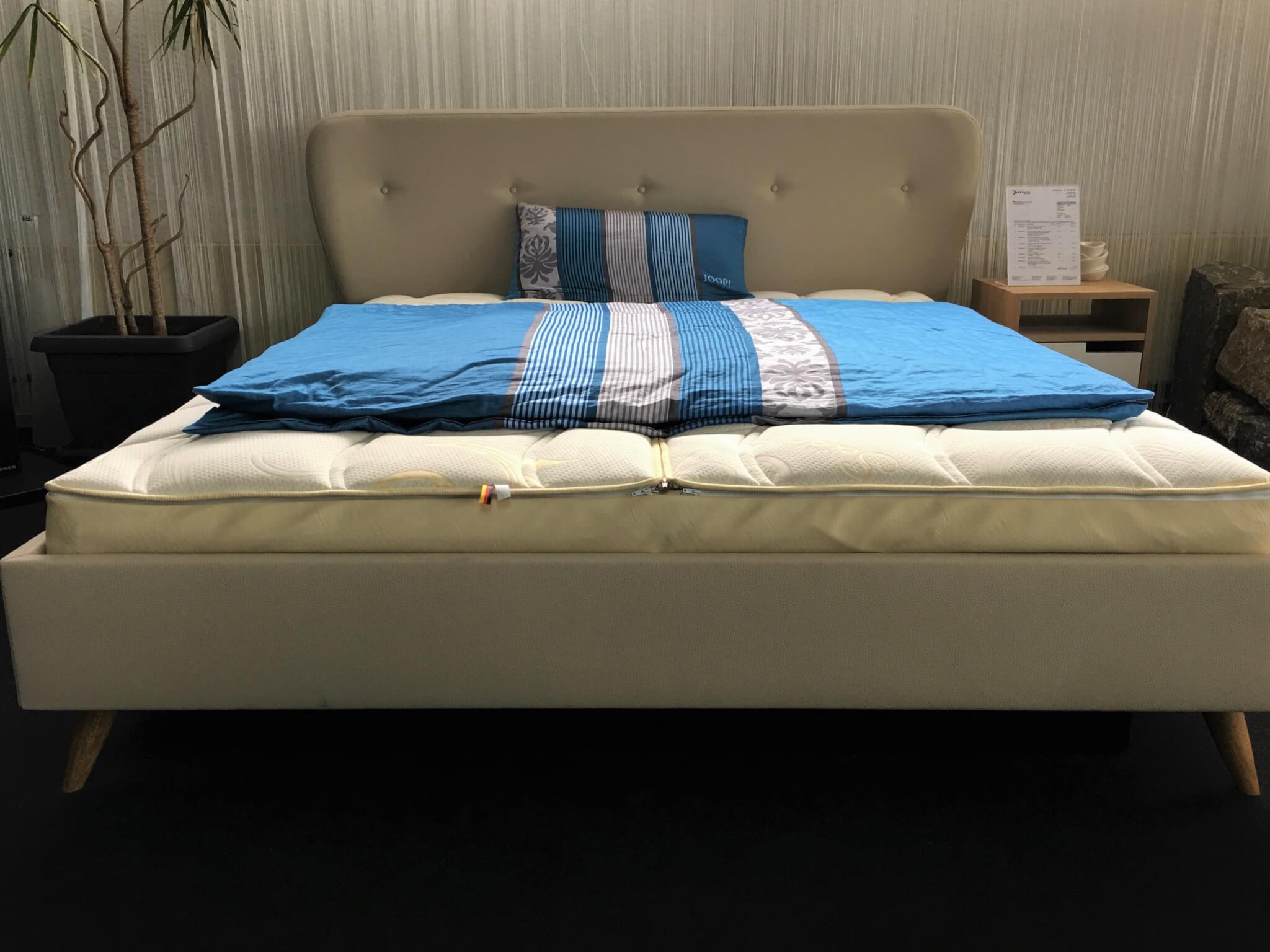 sonderangebot anahita gel vital gelbett mit largo bettrahmen bestbed betten die. Black Bedroom Furniture Sets. Home Design Ideas