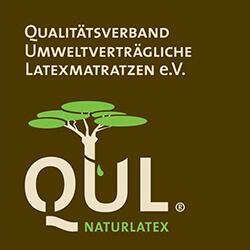 QUL-Siegel für Naturlatex Matratzen