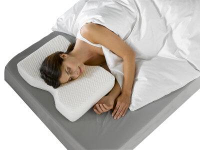Sanapur Original Kissen 3.0 Frau Erholsamer Schlaf