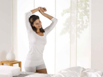 Das Konzept Für Rücken Und Gelenkschonendes Schlafen