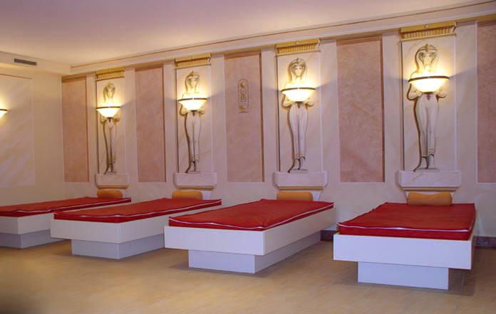 Wellness-Wasserbetten für Hotels, Thermen und für Zuhause