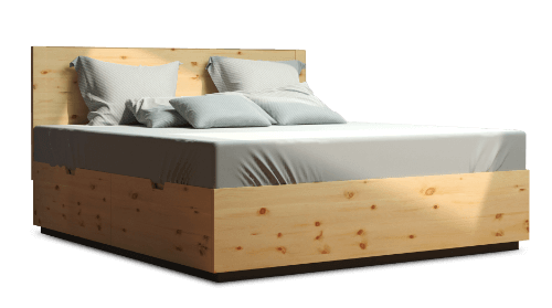 Gelbett Oder Wasserbett Moderne Optik500