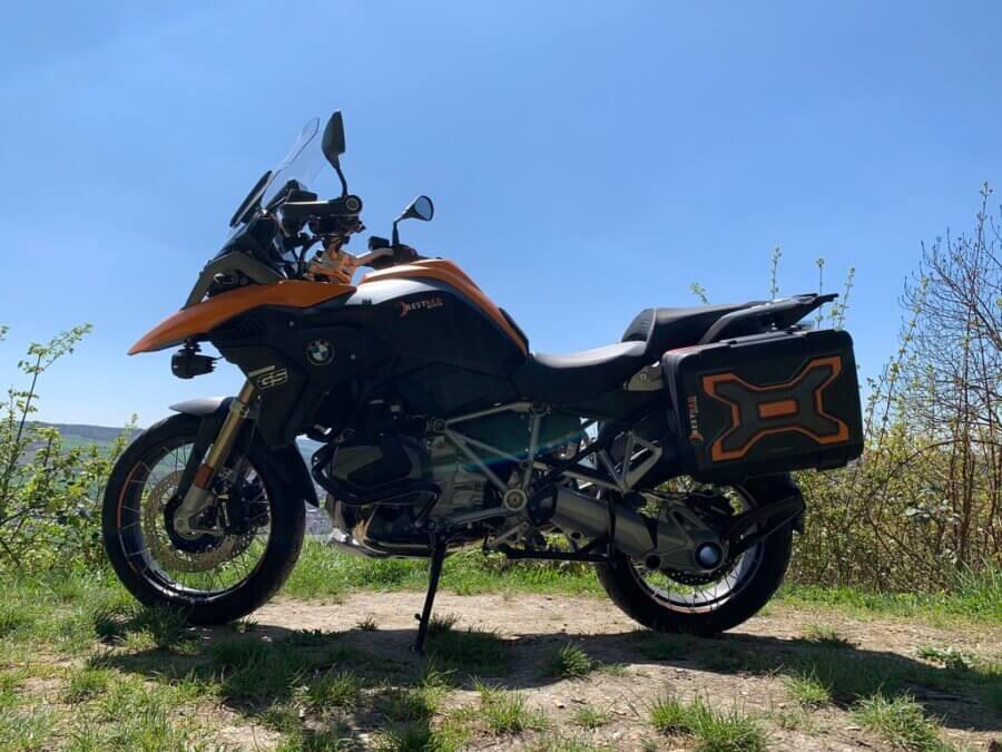 Nicht Nur Bei Sonnenschein BESTBED Bike