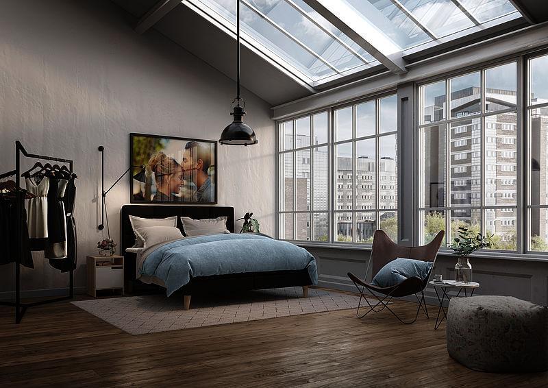 boxspringbett von svane in w rzburg bestbed betten die schlafberater. Black Bedroom Furniture Sets. Home Design Ideas